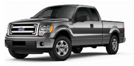 North Hollywood Ford - 2014 Ford F-150 SuperCab 6.5