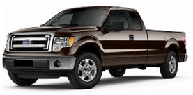 Van Nuys Ford - 2014 Ford F-150 SuperCab 8