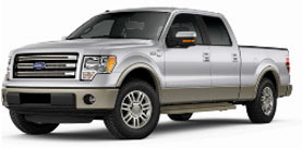 Woodland Hills Ford - 2014 Ford F-150 SuperCrew 6.5