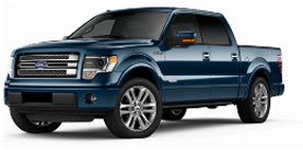 2014 Ford F-150 4D SuperCrew
