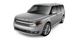 Georgetown Ford - 2014 Ford Flex Limited