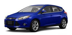 2014 Ford Focus TITAN