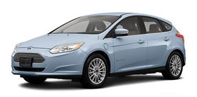 2014 Ford Focus Electric BEV