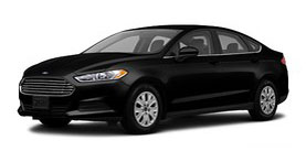 Los Angeles Ford - 2014 Ford Fusion 2.5 I-4 S