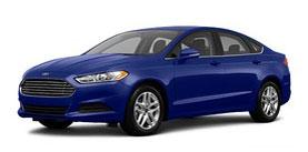 2014 Ford Fusion SE 4D Sedan