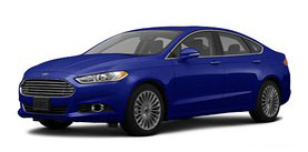 Beverly Hills Ford - 2014 Ford Fusion 2.0 I-4 Titanium