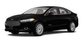 Glendale Ford - 2014 Ford Fusion Titanium Hybrid