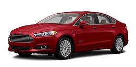 2014 Ford Fusion Energi TITAN