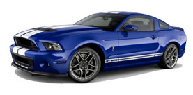 Beverly Hills Ford - 2014 Ford Shelby GT500 Base