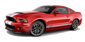 Thousand Oaks Ford - 2014 Ford Shelby GT500 Base