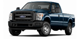Los Angeles Ford - 2014 Ford Super Duty F-350 SuperCab 8