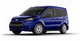 Van Nuys Ford - 2014 Ford Transit Connect (Rear 180 Degree Door) XLT