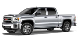 2014 GMC Sierra 1500 Crew Cab Short Box SLE