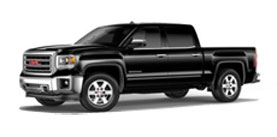 2014 GMC Sierra 1500 Crew Cab Short Box SLT