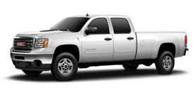 2014 GMC Sierra 2500 HD Crew Cab Long Box SLE