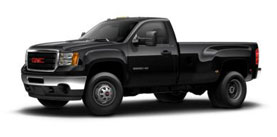 2014 GMC Sierra 3500 HD DRW Regular Cab