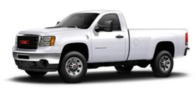 2014 GMC Sierra 3500 HD SRW Regular Cab