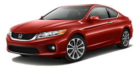 2014 Honda Accord Coupe 3.5 V6 with Leather EX-L