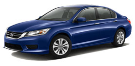 2014 Honda Accord Sedan 2.4 L4 LX