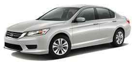2014 Honda Accord LX 4D Sedan