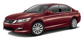 2014 Honda Accord Sedan 3.5 V6 with Leather PZEV EX-L