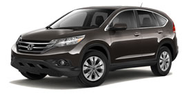 2014 Honda CR-V With RES EX-L