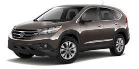 Johnson City Honda - 2014 Honda CR-V EX