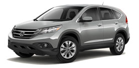 CR-V near Abingdon