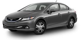 2014 Honda Civic Hybrid Base