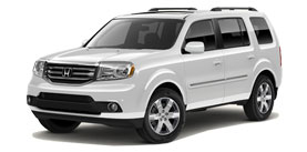 2014 Honda Pilot With RES and Navigation Touring