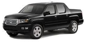 2014 Honda Ridgeline With Leather RTL
