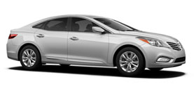 2014 Hyundai Azera Limited 4D Sedan