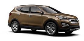 2014 Hyundai Santa Fe Sport 2.0L Turbo 4D Sport Utility
