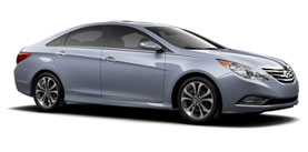 2014 Hyundai Sonata Limited 2.0T 4D Sedan