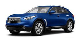 2014 Infiniti QX70 QX70 5.0 AWD