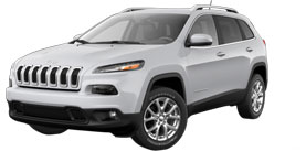 2014 Jeep Cherokee Latitude 4D Sport Utility