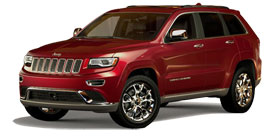 2014 Jeep Grand Cherokee RWD 4dr Summit