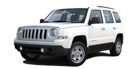 2014 Jeep Patriot FWD 4dr Sport