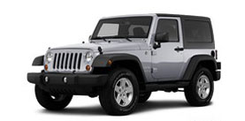 2014 Jeep Wrangler 4WD 2dr