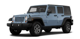 2014 Jeep Wrangler Unlimited Rubicon 4D Sport Utility