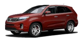 2014 Kia Sorento 3.3L V6 LX