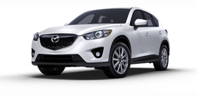 2014 Mazda CX-5 SKYACTIV-G 2.5L AT Touring