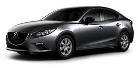 2014 Mazda Mazda3 i