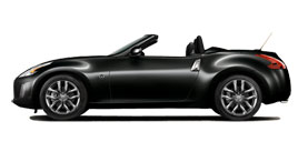 2014 Nissan 370Z Roadster 3.7L Automatic Base