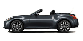 2014 Nissan 370Z Roadster 3.7L Manual Touring