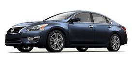 2014 Nissan Altima Sedan Xtronic CVT 3.5 SV