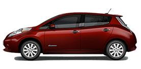 Used 2014 Nissan Leaf S
