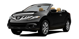 2014 Murano CrossCabriolet Xtronic CVT Base