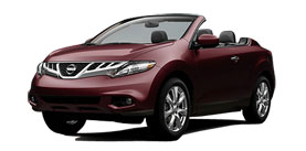 2014 Nissan Murano CrossCabriolet