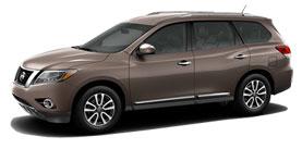 2014 Nissan Pathfinder SL 4D Sport Utility